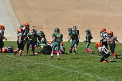 _DSC4297 (zombieduck2010) Tags: 2014 apple valley rattlers youth football jr pee wee san bernardino cowboys