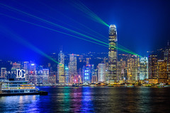 Light Symphony - Hong Kong (davidgutierrez.co.uk) Tags: london photography davidgutierrezphotography city art architecture nikond810 nikon urban travel color night blue photographer tokyo paris bilbao hongkong uk hong kong people londonphotographer skyscraper 香港 홍콩 гонконг colors colours colour beautiful cityscape davidgutierrez capital structure ultrawideangle d810 street arts bluesky vivid vibrant design culture landmark icon iconic worldicon reflections dusk bluehour asia modern contemporary metropolitan metropolis tamronsp2470mmf28divcusdg2 2470mm tamron streetphotography tamronsp2470mmf28divcusd tamron2470mm symphonyoflights