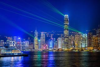 Light Symphony - Hong Kong