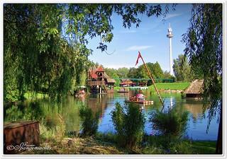 Entspannung im Heide-Park