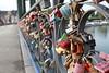 Iron Bridge (melodyben) Tags: 歐洲 德國 法蘭克福 佳能 europe germany frankfurt canon5d2 iron bridge lock