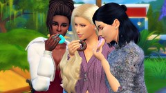 (Linayum) Tags: mysims simmer thesims2 thesims4 lossims4 ts4 ts4pictures game juego virtual virtuallife virtualgame friends bestfriends linayum