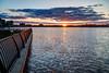 Marine Park (aka Buddy) Tags: 2018 spring sunset marine park navesink river redbank nj og hdr