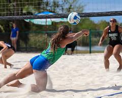FGCU vs. Webber 2018-04-10-9954 (Pacific Northwest Volleyball Photography) Tags: beachvolleyball ncaa webberinternationaluniversity fgcu