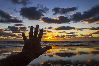 Feel the sunrise