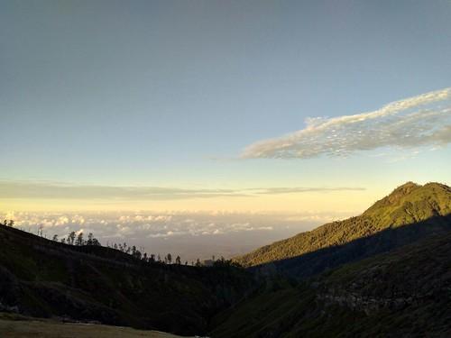 Panorama Gunung Ijen