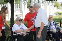 Upper Peninsula Honor Flight - September 2012