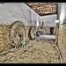 Chiwa UZ - Toshhovli Saroi wooden mechanical system 02