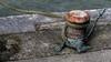 ... d'amarrage (Rollerphilc) Tags: canon architecture métal eau corde hdr rouille 16x9 paris seine