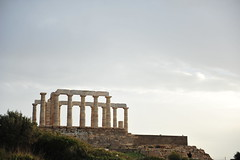 GrEEcE is... (sifis) Tags: greece temple sakalak nikon sounio sea possidon arcitecture ancient