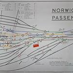 Norwich Thorpe Passenger Yard 1960s thumbnail