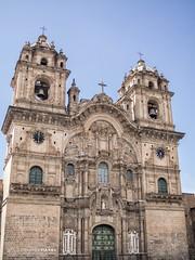 Cusco - Peru (Leonardo V Barbosa) Tags: cusco cuzco architecture arquitetura peru cartrip roadtrip adventure aventura exploring expedition church catedral cathedral southamerica