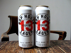 Hop House 13 Lager (knightbefore_99) Tags: beer pivo cerveza can malt hops tasty lager house 13 macro indudtrial guinness irish ireland galaxy topaz