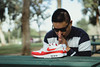 Prayers (frankylac) Tags: praying pray nike airmax shoes hype hypebeast portrait people photo photography