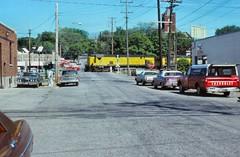 CNW       Iron Mountain, MI (larryzeutschel) Tags: cnw mi railroad