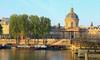 Paris (FRANCOIS VEQUAUD) Tags: paris laseine institutdefrance académiedesbeauxarts quaiconti pontdesarts monuments 1erarrondissement quaisdeseine