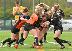 OK, That'll Do (Feversham Media) Tags: yorkcityknightsladiesrlfc castlefordtigerswomenrlfc amateurrugbyleague rugbyleague york yorkstjohnuniversity northyorkshire yorkshire womenssuperleague sportsaction