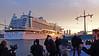 AIDAperla (kees torn) Tags: aidaperla cruiseterminalrotterdam cruiseschepen rotterdam gemini kopvanzuid hollandamerikakade nieuwemaas