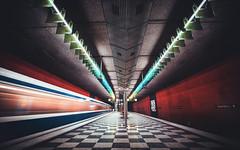 asymmetry (depthobsessed) Tags: metro metrostation modern munich münchen metropolis symmetry symmerty teamsony ubahn underground ubahnmünchen urban urbex ultraweitwinkel ultrawideangle unterground subway sonyilce7m2 sonyfe16354zaoss sonyalpha subwaystation depthobsessed