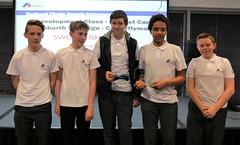 "Brynteg School - Swordfish Award • <a style=""font-size:0.8em;"" href=""http://www.flickr.com/photos/67355993@N08/26968373478/"" target=""_blank"">View on Flickr</a>"