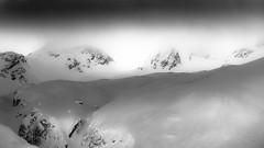 Deep White (andreasbrink) Tags: andermatt landscape mountains winter bw schweiz snow