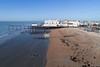 bognor regis pier drone 6 (david eastley) Tags: bognorregis westsussex sussex england uk aerial coast coastline drone dji phanton4pro groyne groynes pier