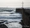 _X4C8180 (Ron Milsom) Tags: uk cornwall porthleven coast sea water