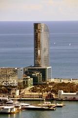 HOTEL W BARCELONA (HOTEL VELA) (Yeagov_Cat) Tags: 2018 barcelona catalunya hotelvela hotelwbarcelona molloriental plaçadelarosadelsvents port portdebarcelona w