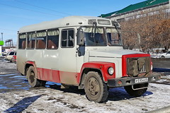 KAvZ-3976  P 510 AX (RUS) (zauralec) Tags: курган улица город автомобиль грузовик автобус kurgan street 1st may kavz3976 p 510 ax rus
