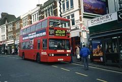 B118 WUV (markkirk85) Tags: bus buses leyland titan stagecoach selkent new london regional transport 101984 t1118 b118 wuv b118wuv