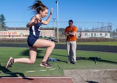 IMG_8949 (Aaron A Baker) Tags: track pole vault hurtle 100 meter race jump start gun run triple double long woman men girls boys