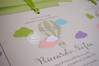 Battesimo mongolfiera inviti (CartaForbiciGatto) Tags: battesimo mongolfiera inviti handmade fatto mano made italy hot air balloon christening baptism baby shower invitacion invitaciones paastelli pastels green verde nuvole clouds