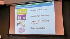 2018.03.21 Cross-Disciplinary Discussion Surrounding Sugar and Sweetener Consumption, Washington, DC USA 4179