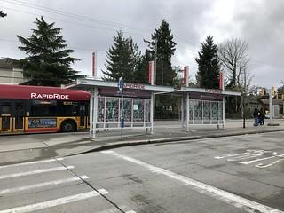 Aurora Village Transit Center - RapidRide