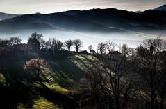 Fog Landscape (Strocchi) Tags: fog nebbia landscape paesaggio county campagna canon eos6d 24105mm hdr