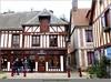 place st michel La Bouille (Barnie76@ ,) Tags: labouille village laseine seinemaritime normandie place artisan beauvillage