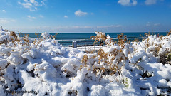 Ostia Lido-Roma-Italy (johnfranky_t) Tags: roma ostia lido italy italia rome johnfranky t mare nuvole sea snow tirreno clouds