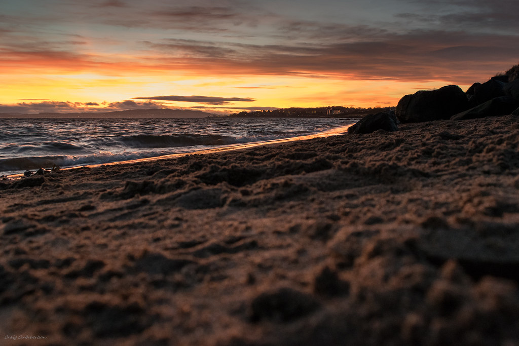 Sunset Monifieth-2