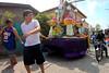 San Fernando street images on Good Friday (19) (walterkolkma) Tags: philippines pampanga sanfernando baranguay street goodfriday procession christpassion penitence tricycle poor poverty devotion flagellation cross