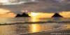Lanikai Sunrise (j . f o o j) Tags: nikond610 nikon50mmf12 nikkor14mmf28 lanikai lanikaisunrise kailua hawaii mokuiki mokunui twinislands