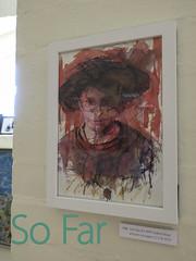 "Julia Kay for JKPP ""So Far"" Exhibition (Martin Beek) Tags: sofar martinbeek retrospectiveexhibition art modern artist painting america pleinair biography"