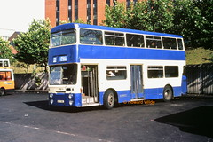 Pennine Blue 8102 (BJV 102L) (SelmerOrSelnec) Tags: pennineblue daimler fleetline roe bjv102l stockport grimsbycleethorpes bus