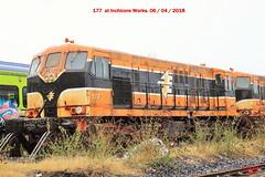 IR_04_2018_422 (HK 075) Tags: rpsi branch line wanderer railtour cie ir ie irish railways éireann iarnróid rail fanning class 071 121 141 181 201 diesel locomotive