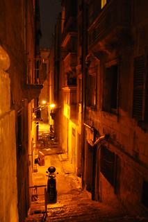 Night in Valletta (II)