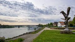 Anlegeplatz am Rhein HDR.jpg (Knipser31405) Tags: frühjahr hdr 2016 walimex12mm belichtungsreihe