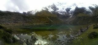 Lagoon Humantay Trek to Machupicchu