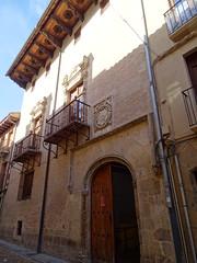Casa Cultura exterior Casa de Fray Diego de Estella calle de la Rúa Estella Navarra 02 (Rafael Gomez - http://micamara.es) Tags: casa cultura exterior de fray diego estella calle la rúa navarra