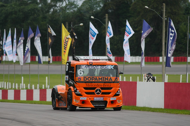 Wellington Cirino - Foto: Vanderley Soares/Copa Truck