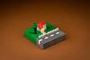 My Street (Eddy Summers) Tags: lego micro macro legomicro microlego moc street tree plastic house roof toy pentax pentaxk1 dfa100mm28 pixelshift bricks