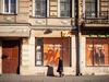 Street (Vitor Pina) Tags: streetphotography streets moments woman urban rua people contrast shadows